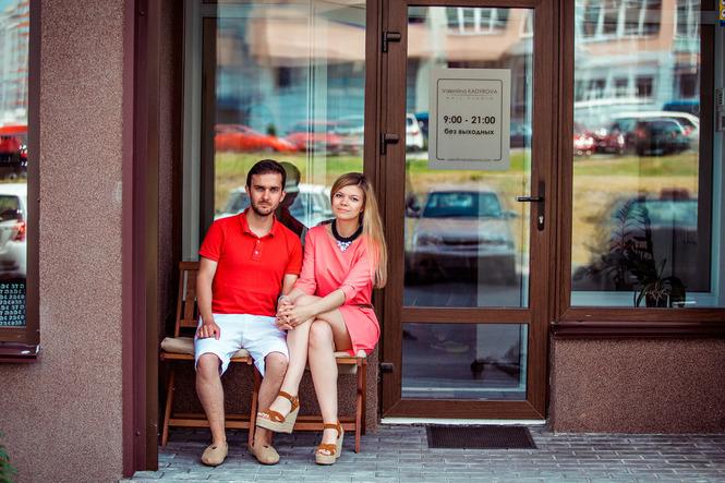 Валентина и Филипп Кадыровы